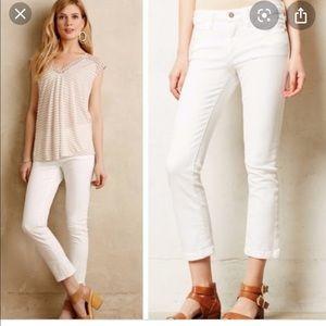 Anthropologie Pilcro stet jeans